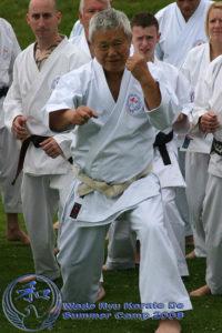 M Shiomitsu - Wado-Ryu Karate Do Academy - Chief Instructor