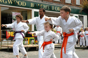Wado Ryu Karate Classes