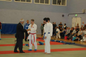 Wado Ryu Karate National Championships 2011