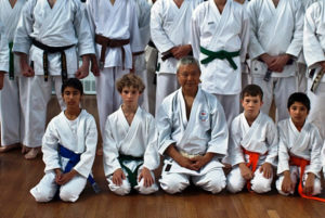M Shiomitsu Wado Ryu Academy July 2011