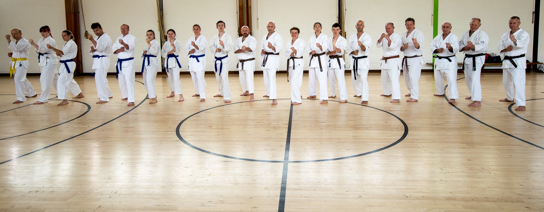 Wado-Ryu Karate Do Ju-Jutsu Kempo martial arts classes in Aldershot, Farnham, Guildford & Haslemere