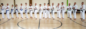 Surrey Karate - Traditional karate classes in Aldershot, Farnham, Guildford & Haslemere