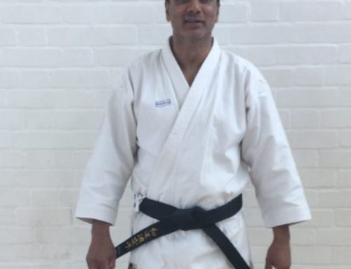 August 2017 – Clubs have new black belt 1st Dan!