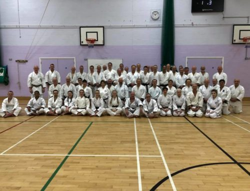 Wado Academy instructors course