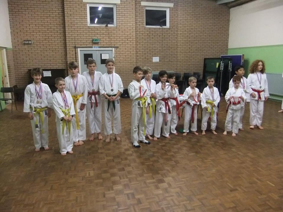 Children's competition Aldershot