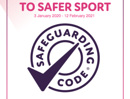Safeguarding code in Martial Arts awarded!