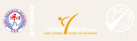 Surrey Karate Logo